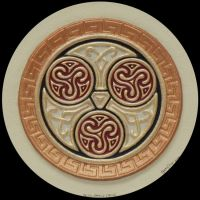 Celtic Family Circle by kevindyer