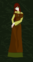 Hibernia-APH Ancient OC by FangirlXOfEverything