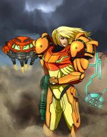 Samus 2.0 by Gabzx18x