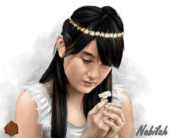Nabilh JKT48 Indonesia by lukmanul