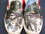 Abbey Road shoes by Guitarman3