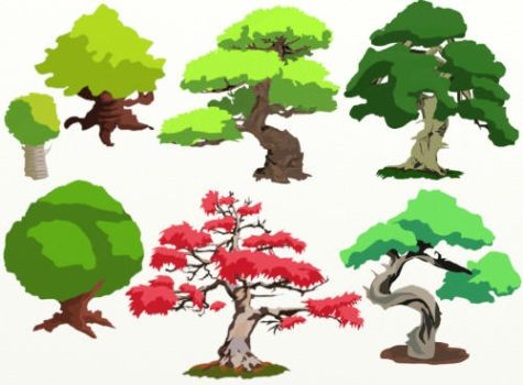 Tree Assets by VAFIS