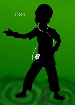 iPod - Toph by TammyPhantom