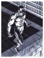 Daredevil Gray by jamesq