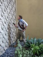 Anime LA 8 Nathan Drake Cosplay Photoshoot 2 by StormWolf92