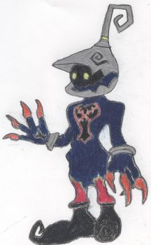 Soldier Heartless by KingDoopliss