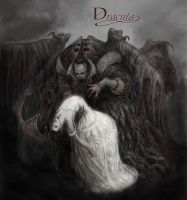 Dracula cover by cinemamind