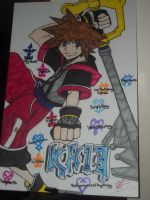 Kingdom hearts fans this is for you! by ReikuSSR