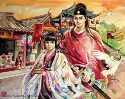 Long Live the Song Dynasty by Amelie-the-Fox