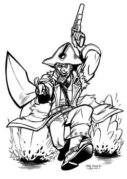 A to Z: Gangplank by TheCaybo