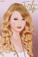 T Swift by xAngeLili