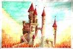 Un castillo para Joa (A castle for Joa) by FAB-dark