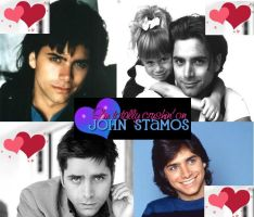 Crushin on John Stamos by TinkLuvr16