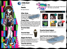 Antisa Opost profile by cammie3267