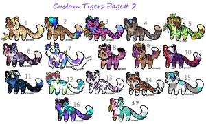 Little Tiger Customs 2 (closed) by Kainaa