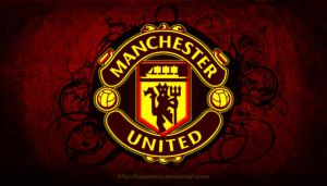 Manchester United by Kayeemo