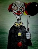 THEY ALL FLOAT by spindleshanks