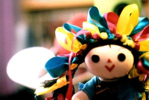 Mexican Doll by daniela-ily