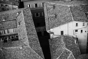 Siena Rooftops by CisjPhoto