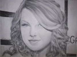 Taylor Swift by cxcdrummer