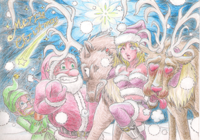 Merry Christmas to you all by NaguX