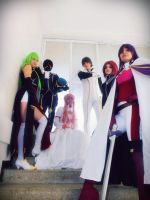 Code Geass by HanaKiyoha