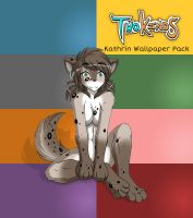 TwoKinds Kathrin Wallpaper Pack by Goatie-dk