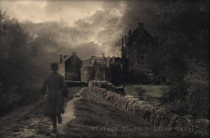 Vintage Photo by MissGrib