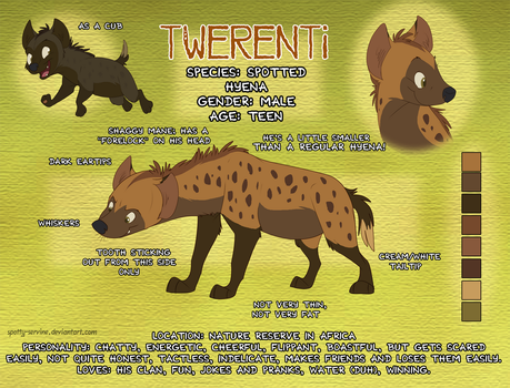 Twerenti reference by Frozenspots