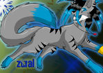 .:Zural:. 2nd place prize by Enigma-Shadow