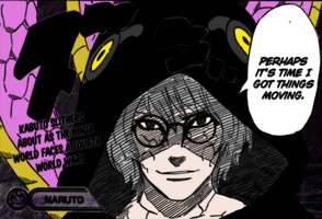 NARUTO 487: Kabuto is Back. by Eurekax9