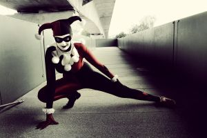 Harley Quinn May 2011 by Inuyomi