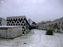 ENSAP under the snow 2 by AuroraxCore