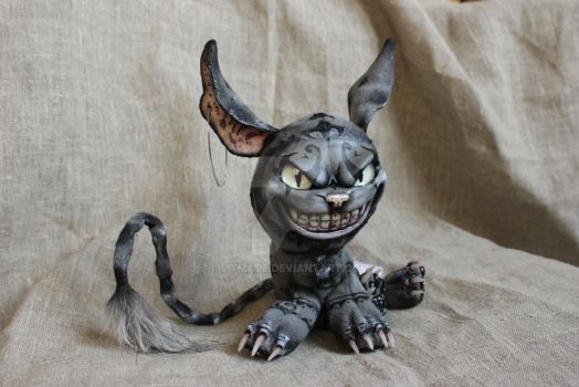 Cheshire Cat (based the American McGee's Alicce) by Litmade