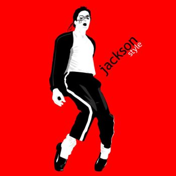 Michael Jackson by Nemstudio