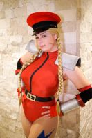 Street Fighter 4 Cammy - Bison Alternate by HoodedWoman