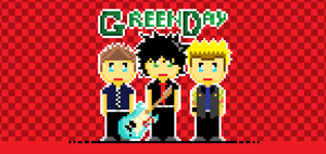 Pix Green Day by ArtRotring