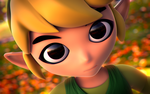 Toon Link Fanart by Chromalious