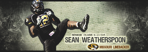 Sean Weatherspoon by eeryvision