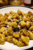 Butternut Squash Gnocchi by ThomasVo