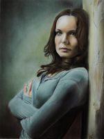 Sarah Wayne Callies by Maggy-P