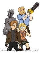 Residentevil 4 by thelimeofdoom