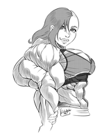 Triceps (3) by Lord-Eustache