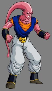 Super Buu - Vegetto Absorbed by hsvhrt
