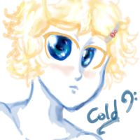 Cold... :3 by Anaisabel22