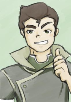 Bolin , that's me by rukichen