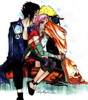 Team 7, Together Again by team-7-love