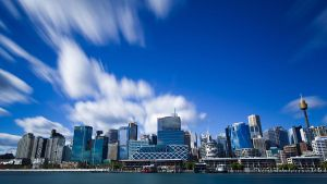 Sydney CBD - 01 by shiroang
