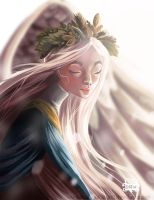 Angel by TheLittleGriffin