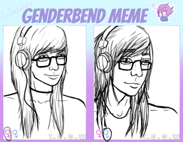 Genderbend by A-McQ